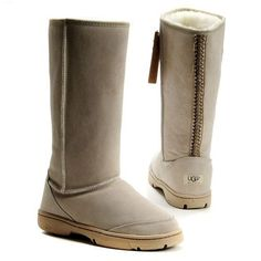 Ugg Ultimate Tall Braid Boots 5340 Sand