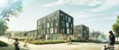 Menucourt Housing Competition. France. FRES Architectes + Barthélémy & Griño. 2014