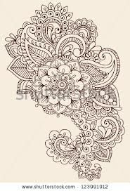 Love this design!!! If I was to get a tattoo this is what it would be!! Paisley!