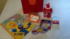 Fillings of party favors found mostly at dollar tree