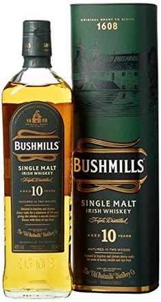 bushmills whiskey 10 year old