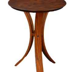 Big Bend End Table by Ron Corl