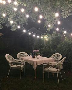 Shabby Chic Patio, Outdoor Dining, Outdoor Decor, Patio Ideas, Cosy, Deck, Backyard, Outdoors, Home Decor