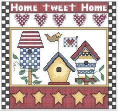 Home Tweet Home by Alma Lynne