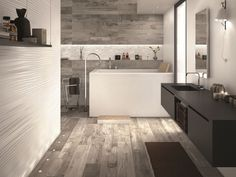 Revestimiento de pared de Wall&Porcelain™ DO UP TOUCH by ABK Industrie…