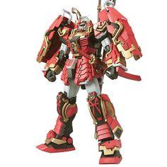 Musha Gundam Sengokunojin : Master Grade http://www.hyperionz.net/collections/gundam-master-grade/products/shin-musha-gundam-sengokunojin-master-grade