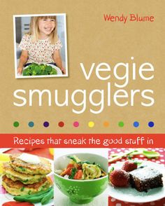 A great book for parents wanting to encourage children to eat more vegetables.  There are 68 tasty and practical recipes, every recipe with colour photos and easy to follow instructions.