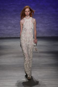 Rebecca Minkoff. Top Bridal Picks from NYFW | RILEY & GREY http://blog.rileygrey.com/?p=1321 #spring2015