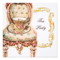 Image result for victorian tea party clip art | tea time ...