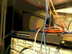 Nuevo router #Juniper en nuestro core #WiFiCanarias #AirInternet