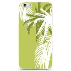 California Palm Tree Leaves