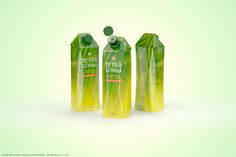 Tetra Gemina Leaf 1000ml with HeliCap 27 packaging 3D model
