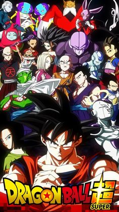 #Dragonballsuper .... who will win the power tournament?