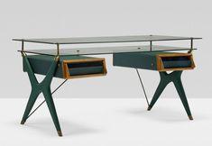 Silvio Berrone and Bialetti desks. www.italianways.com/silvio-berrone-and-bialetti-desks/