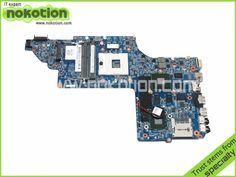 91.14$  Buy now - http://alissd.worldwells.pw/go.php?t=32233786084 - Laptop motherboard For Hp Pavilion DV6-7000 Intel DDR3 NVDIA GEFORCE 630M 2GB GRAPHICS  682171-001  48.4ST10.021