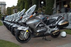 Victoria Police Honda Motorcycles. ★。☆。JpM ENTERTAINMENT ☆。★。