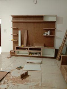 Lcd Unit Design, Lcd Wall Design, Lcd Units, Tv Unit Furniture Design, Tv Wall Cabinets, Modern Tv Wall Units, Tv Unit Decor, Dresser Furniture, Living Room Tv