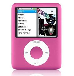 iPOD. I am sure that I am the only one in this world that doesn't have an iPOD.