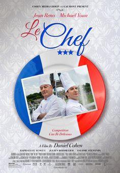 三星大廚/王牌大主廚/3星大廚(The Chef)poster