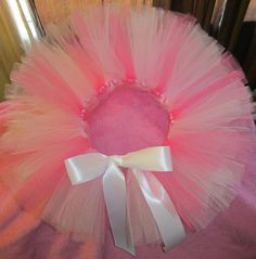 Pretty in Pink JOY Tutu In Memory of Jessica by FayeRayeDesigns, $25.00