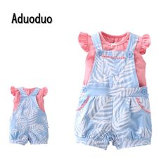 12.80$  Buy now - 2017 bebes baby girl clothes sets newborn baby kids summer shorts clothing boy T-shirt Belt pats  2pcs drop shipping Wave point  #bestbuy
