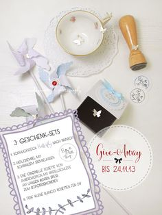 Give-Away with new butterfly collection by amberemotion