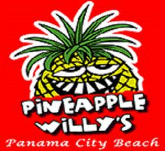 Pineapple Willy's in Panama City Beach Florida 9875 South Thomas Drive Panama City Beach, Florida 32408 (850) 235-0928info@pwillys.com