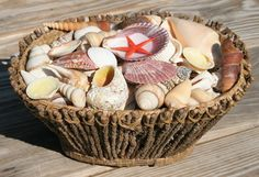 Keep a basket of seashells in the bathroom ~ kids love them as toys! They make great scoppers, boats, little homes, wooden peg doll hideouts. . .