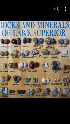 Copper Harbor, Rock Identification, Gem Hunt, Rock Tumbling, Lake Superior Agates, Rock Hunting, Sticks And Stones, Rock Collection, Rocks And Gems