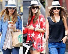 """Top 5 Sombreros """"must-have"""" Verano 2013"""