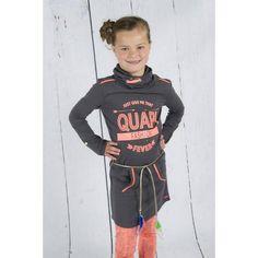 Quapi CASANDRA Dark Shadow Quapi winter 2015 maat 92 t.m 164 #vipkidz #Girls #wintercollectie2015 #fashion #online #snelleverzending