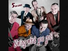 Swing What You Got! stepping throug the new album of 5 IN LOVE - YouTube