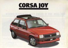 Corsa A / Opel / Mijn brochures O | Autobrochures-a-o.jouwweb.nl
