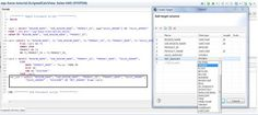 SAP HANA Central : Build Your First Scripted Calculation View