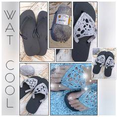 Slippers, je houd ervan of niet. Ik kocht onlangs een paar slippertjes voor nog geen euro. Handig voor onder de douche op de camping of even...
