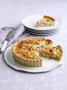 Quiche Lorraine is a great stand-by for lunch or supper and is always best eaten hot or warm. This recipe for the classic French dish comes from none other than Mary Berry, so you know it's got to be perfect!
