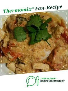 Chicken with Sun Dried Tomato Cream Sauce by Bella Toota. A Thermomix <sup>®</sup> recipe in the category Main dishes - meat on www.recipecommunity.com.au, the Thermomix <sup>®</sup> Community.