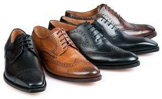 Klassische Herrenschuhe . . . . . der Blog für den Gentleman - www.thegentlemanclub.de/blog