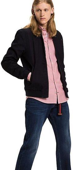 Tommy Hilfiger Denim Bomber Jacket