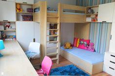Pokój rodzeństwa - zdjęcie od Inside Story - Pokój dziecka - Styl Nowoczesny - Inside Story