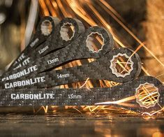 Behold - these carbon fiber tools are the last set of tools you'll ever need to buy! No matter what the task, these sturdy tools - made from high strength carbon fiber and stainless steel teeth - will step up to the challenge every single time without falter.