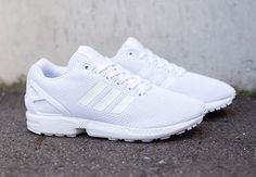 zx flux white - Google Search