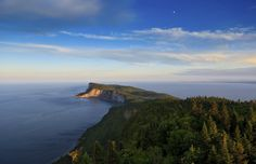 Explore Forillon National Park, Quebec, Canada--it's worth the hike to the top Places To Travel, Places To See, Places Around The World, Around The Worlds, Chateau Frontenac, Cruise Critic, Canadian Travel, Ha Long, Canada