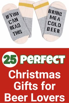 christmas gifts for beer lovers looking for awesome beer gifts for your husband boyfriend