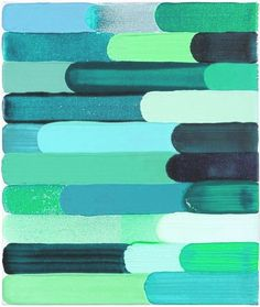 Cerulean, aqua, turquoise, teal, seafoam, mint, cobalt. The entire spectrum of my favorite colors. Reminds me of the ocean and rain.