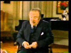 Entrevista al Maestro Claudio Arrau.