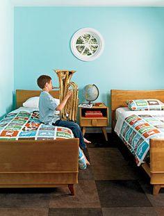 Heywood Wakefield bedroom