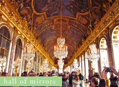 Aspiring Kennedy: Pack Your Bags: Day Trip to Versailles
