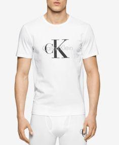 CALVIN KLEIN Calvin Klein Men's CK Origins T-Shirt. #calvinklein #cloth # calvin klein casual shirts