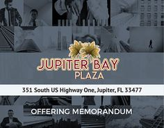 "Check out new work on my @Behance portfolio: ""Jupiter Bay Plaza - Commercial Shopping Center for Sale"" http://be.net/gallery/59360473/Jupiter-Bay-Plaza-Commercial-Shopping-Center-for-Sale"